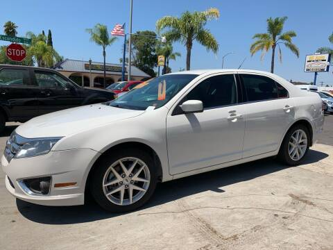 2011 Ford Fusion for sale at 3K Auto in Escondido CA