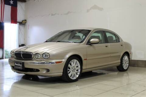 2003 Jaguar X-Type for sale at ROADSTERS AUTO in Houston TX