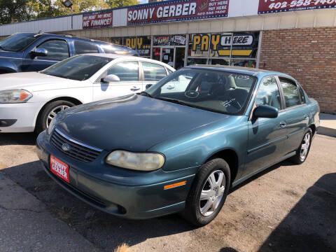 1997 Chevrolet Malibu for sale at Sonny Gerber Auto Sales in Omaha NE