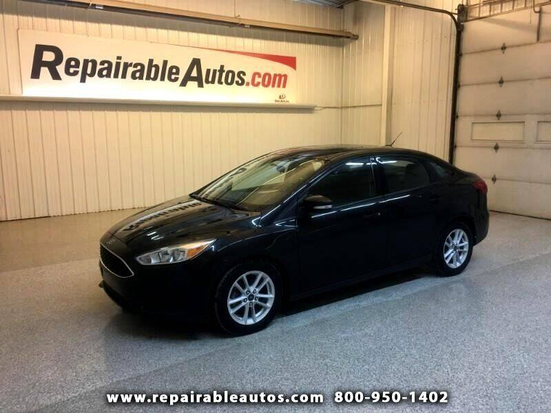 2015 Ford Focus SE 4dr Sedan - Strasburg ND