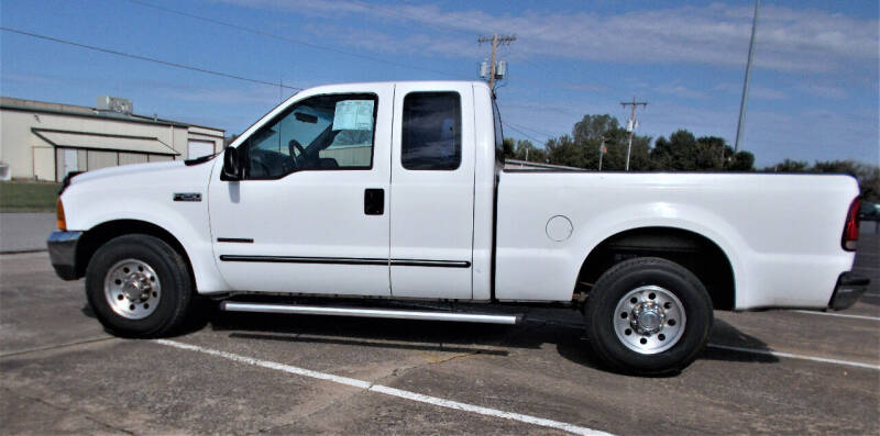 2000 Ford F-250 Super Duty for sale at M G Motor Sports in Tulsa OK