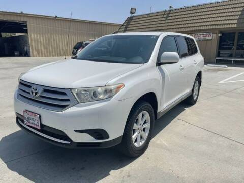 2011 Toyota Highlander for sale at Los Compadres Auto Sales in Riverside CA