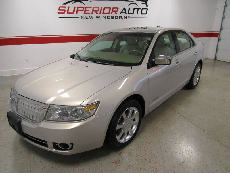 2009 Lincoln MKZ for sale at Superior Auto Sales in New Windsor NY