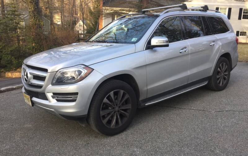 2016 Mercedes-Benz GL-Class for sale at M & C AUTO SALES in Roselle NJ
