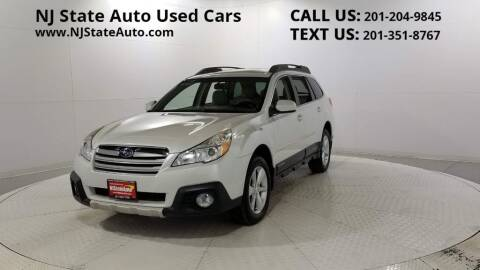 2014 Subaru Outback for sale at NJ State Auto Auction in Jersey City NJ