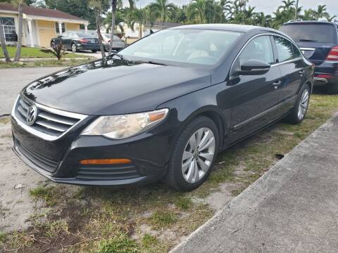 2012 Volkswagen CC for sale at All Around Automotive Inc in Hollywood FL