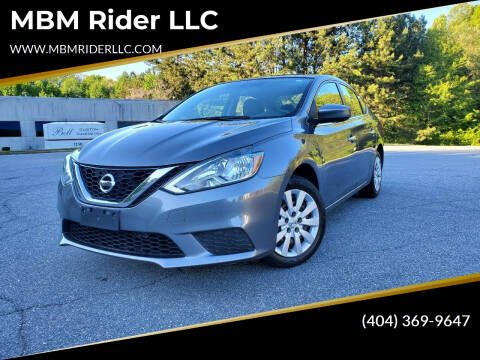 2017 Nissan Sentra for sale at MBM Rider LLC in Alpharetta GA