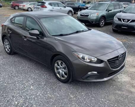 2014 Mazda MAZDA3 for sale at Kingz Auto Sales in Avenel NJ