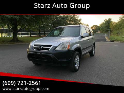 2004 Honda CR-V for sale at Starz Auto Group in Delran NJ