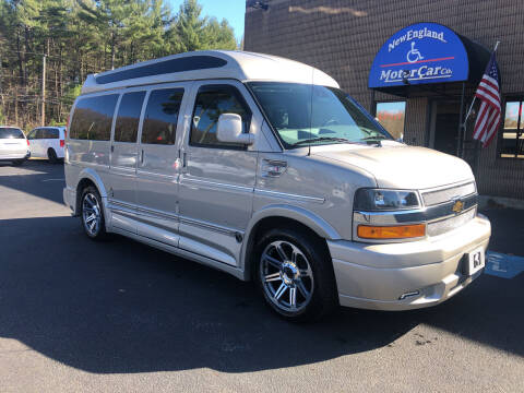 2020 Chevrolet Express Cargo for sale at New England Motor Car Company in Hudson NH