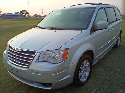 2010 Chrysler Town and Country for sale at BALLARD AUTOS & SAND TOYS in Stockton KS