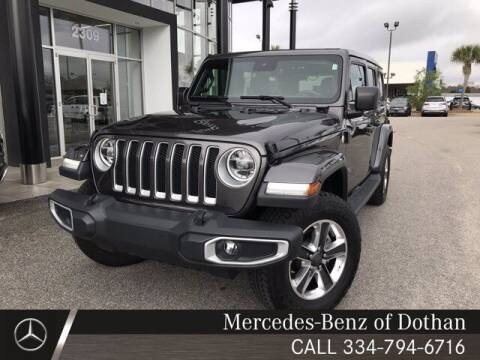 2019 Jeep Wrangler Unlimited for sale at Mike Schmitz Automotive Group in Dothan AL
