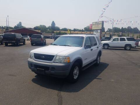 2002 Ford Explorer for sale at Boise Motor Sports in Boise ID