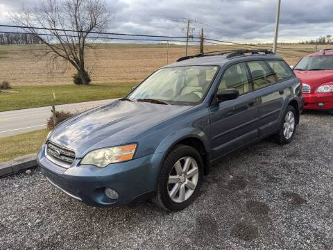 2006 Subaru Outback for sale at Cub Hill Motor Co in Stewartstown PA