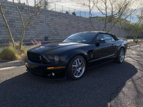 2009 Ford Shelby GT500 for sale at AUTO HOUSE TEMPE in Tempe AZ