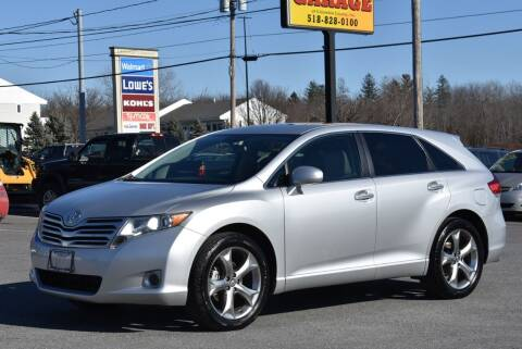 2010 Toyota Venza for sale at Broadway Garage of Columbia County Inc. in Hudson NY