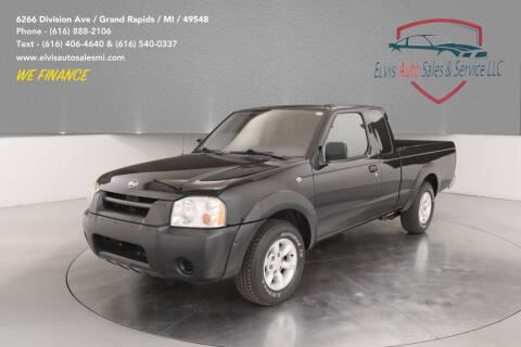 2001 Nissan Frontier for sale at Elvis Auto Sales LLC in Grand Rapids MI