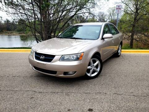 2006 Hyundai Sonata for sale at Excalibur Auto Sales in Palatine IL