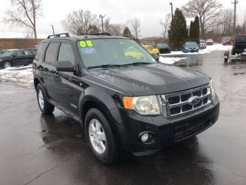 2008 Ford Escape for sale at Newcombs Auto Sales in Auburn Hills MI