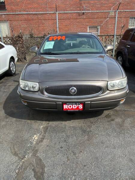 2002 Buick LeSabre for sale at Rod's Automotive in Cincinnati OH