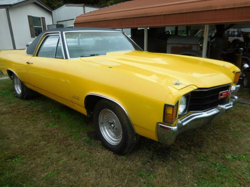 1972 GMC Sprint for sale at Classic Cars of South Carolina in Gray Court SC