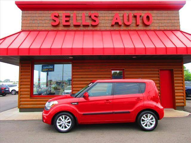2013 Kia Soul for sale at Sells Auto INC in Saint Cloud MN