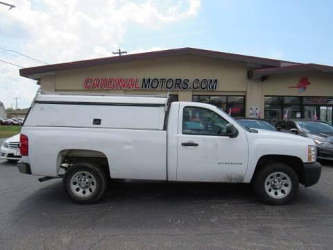 2013 Chevrolet Silverado 1500 for sale at Cardinal Motors in Fairfield OH