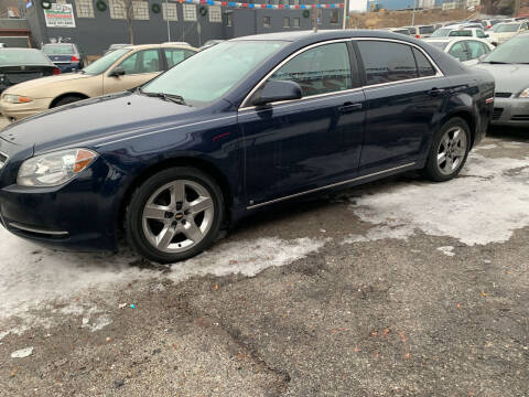 2010 Chevrolet Malibu for sale at Sonny Gerber Auto Sales 4519 Cuming St. in Omaha NE