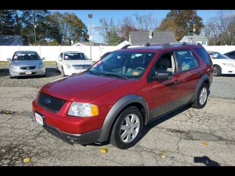 2005 Ford Freestyle for sale at Colonial Motors in Mine Hill NJ