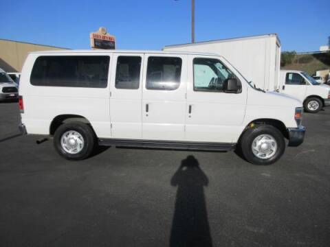 2011 Ford E-Series Wagon for sale at Norco Truck Center in Norco CA