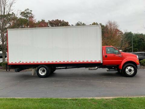2015 Ford F-650 Super Duty for sale at iCar Auto Sales in Howell NJ