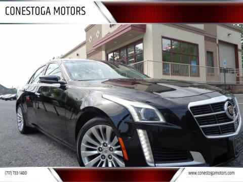2014 Cadillac CTS for sale at CONESTOGA MOTORS in Ephrata PA