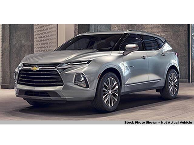 2021 Chevrolet Blazer for sale at Jeff Drennen GM Superstore in Zanesville OH