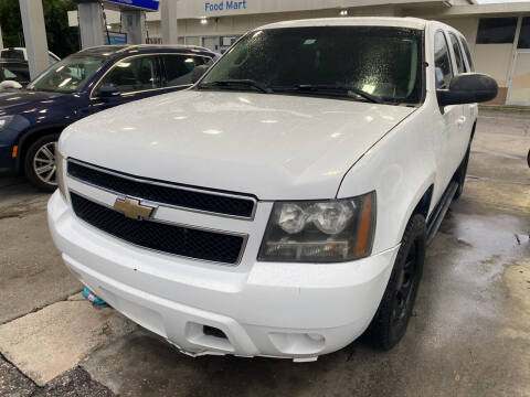 2010 Chevrolet Tahoe for sale at Carlyle Kelly in Jacksonville FL