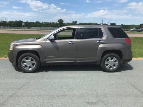 2012 GMC Terrain for sale at Whi-Con Auto Brokers in Shakopee MN