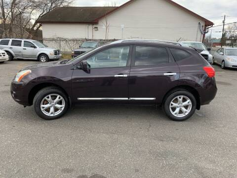 2011 Nissan Rogue for sale at Balfour Motors in Agawam MA