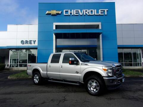 2015 Ford F-250 Super Duty for sale at Grey Chevrolet, Inc. in Port Orchard WA
