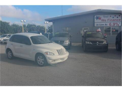 2003 Chrysler PT Cruiser for sale at My Value Car Sales in Venice FL