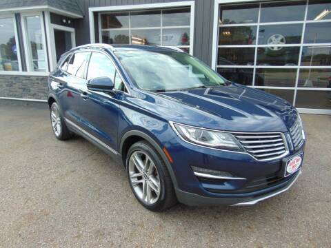 2015 Lincoln MKC for sale at Akron Auto Sales in Akron OH