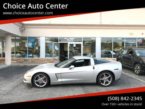 2007 Chevrolet Corvette for sale at Choice Auto Center in Shrewsbury MA