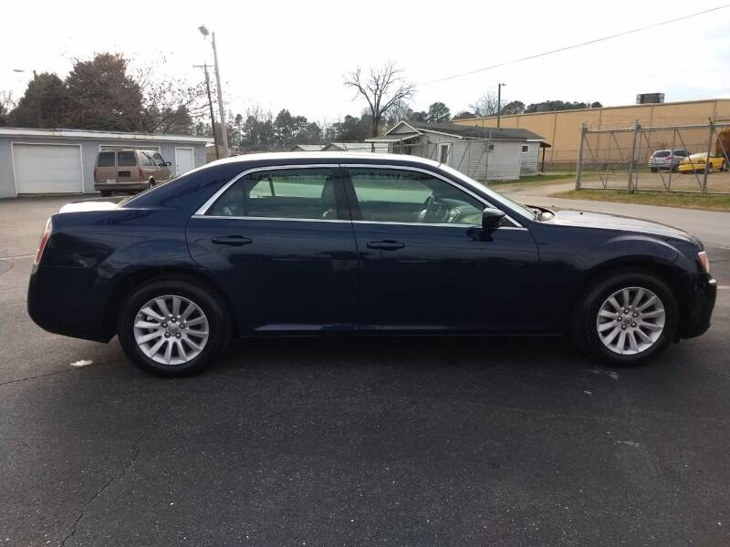 2014 Chrysler 300 for sale at Kenny's Auto Sales Inc. in Lowell NC