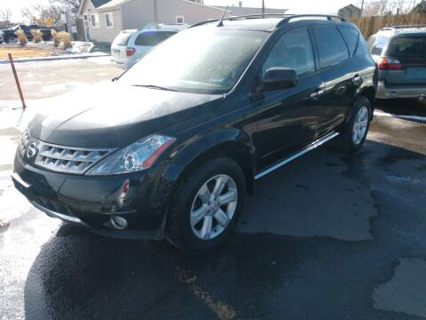 2006 Nissan Murano for sale at One Stop Automotive in Commerce City CO
