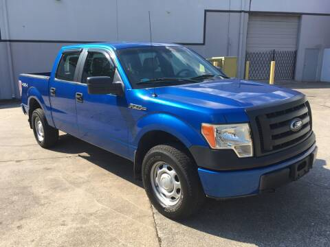2010 Ford F-150 for sale at Legacy Motor Sales in Norcross GA