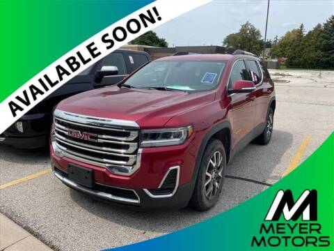 2020 GMC Acadia for sale at Meyer Motors in Plymouth WI