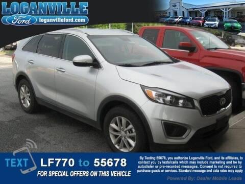 2017 Kia Sorento for sale at Loganville Ford in Loganville GA