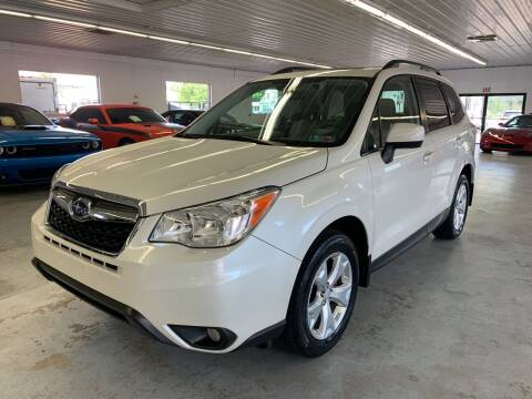 2015 Subaru Forester for sale at Stakes Auto Sales in Fayetteville PA