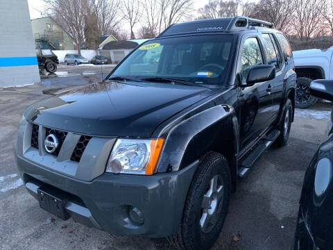 2008 Nissan Xterra for sale at BEAR CREEK AUTO SALES in Rochester MN