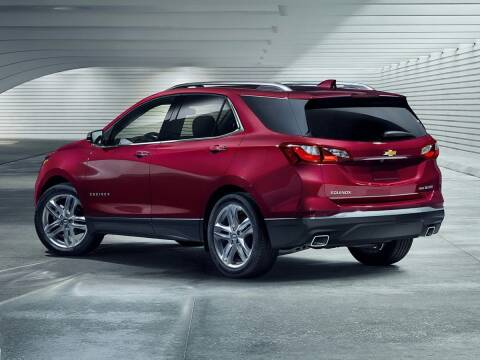 2020 Chevrolet Equinox for sale at Tom Peacock Nissan (i45used.com) in Houston TX