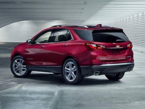 2020 Chevrolet Equinox for sale at Danhof Motors in Manhattan MT