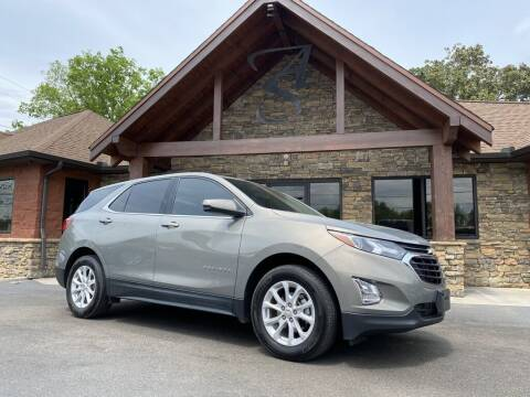 2018 Chevrolet Equinox for sale at Auto Solutions in Maryville TN